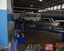 Участок по ремонту отечественных авто